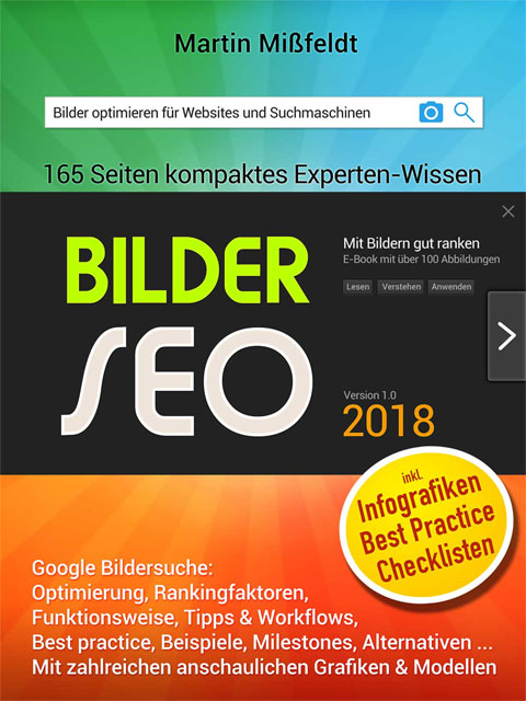 Bilder SEO E-Book Cover