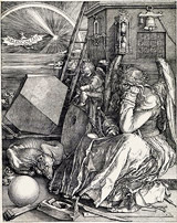 Albrecht dürer melencolia i kupferstichkabinett berlin smb